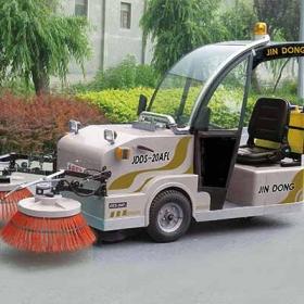 道路清扫机