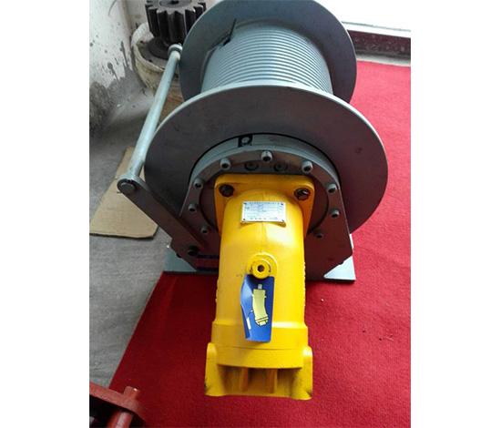 7.5吨高速液压绞车