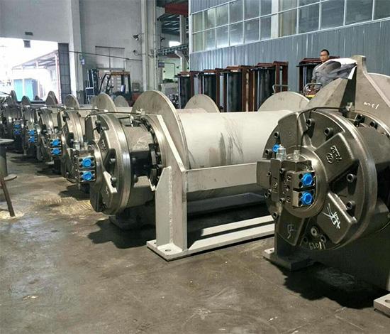 40吨液压绞车