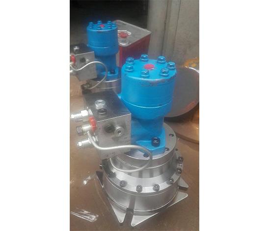 小液压传动装置