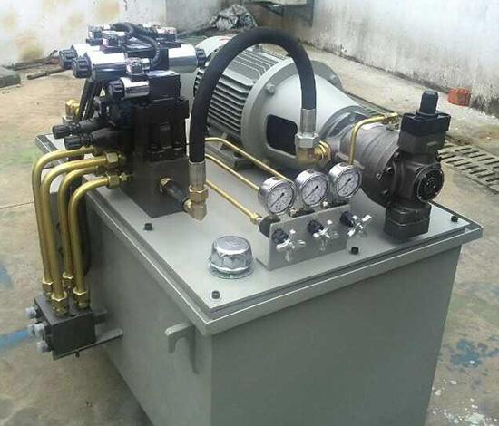 手动控制液压系统