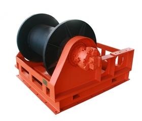 20吨液压绞车